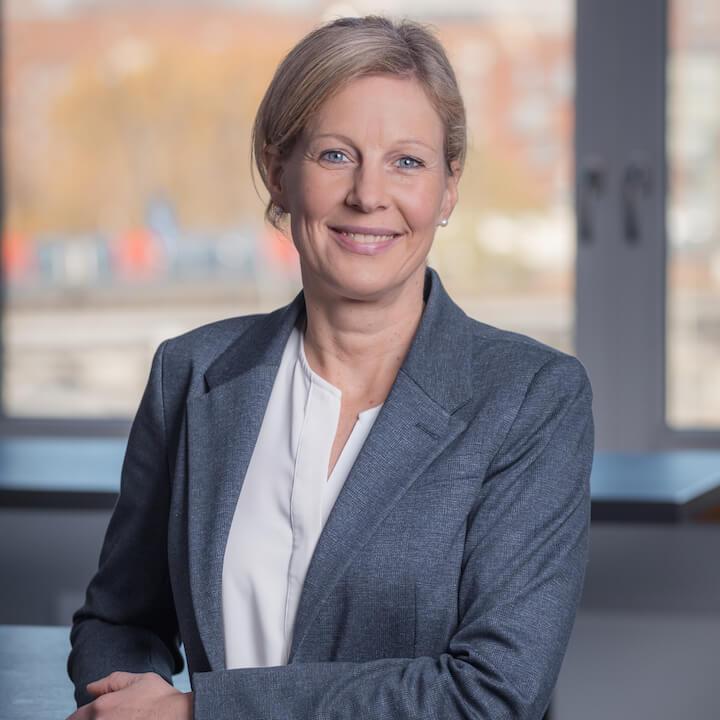 Katrin Hollstein, Personalleiterin, Jebsen & Jessen, Chemikalien Großhandel