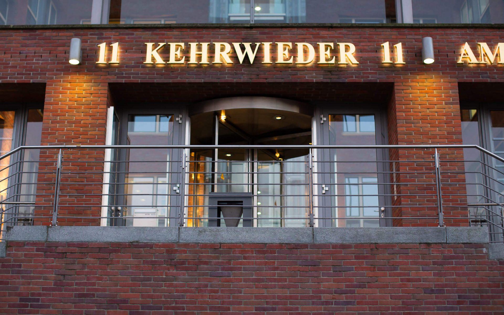 Chemiehandel Jebsen & Jessen, Hamburg, Kehrwieder 11