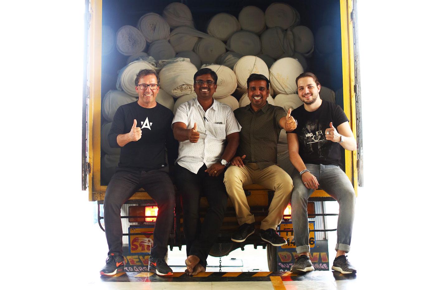 Bio Baumwolle Mode India