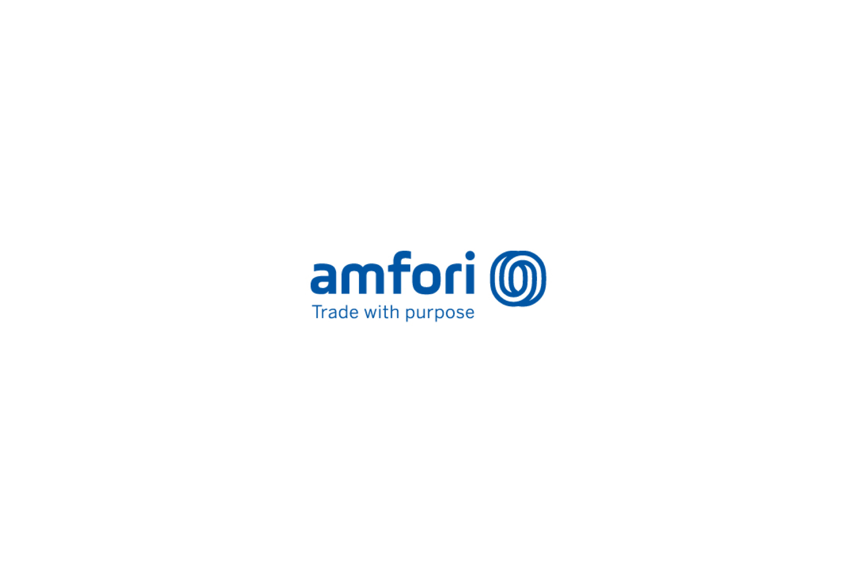 amfori trade with purpose logo