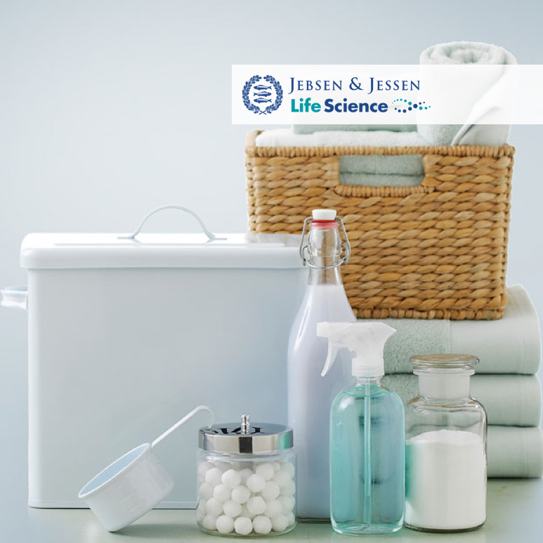 Chemicals in textiles, Jebsen & Jesson laundry and laundry baskets