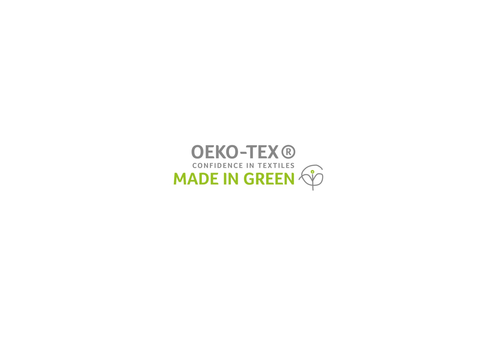 Oeko-Tex Made in Green logo