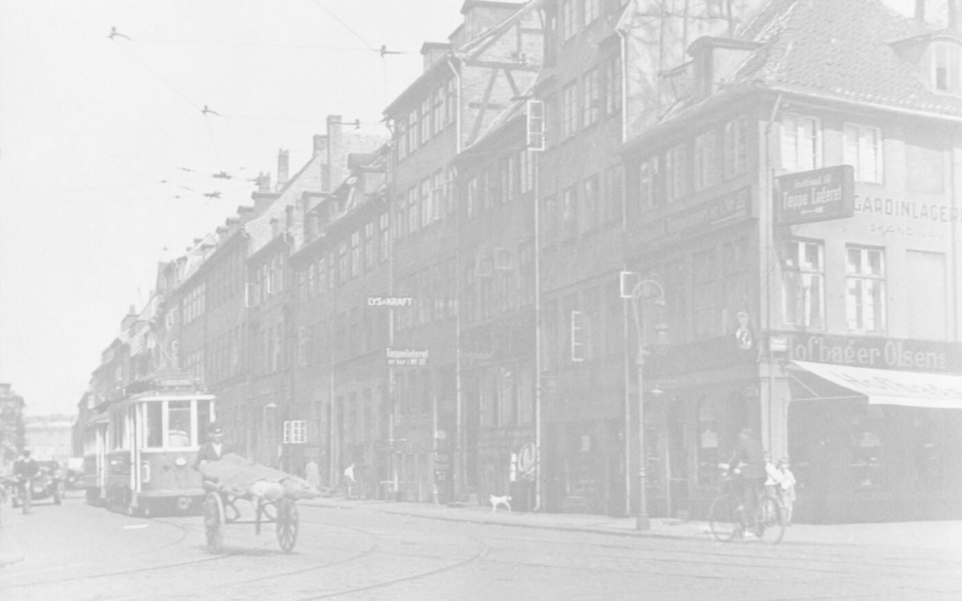 Sandstrahlen Hannover 1920