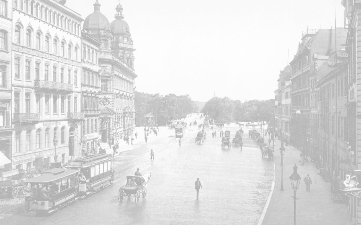Sandstrahlen München 1909